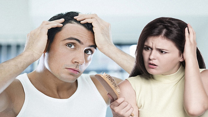 Stop hair loss in its tracks