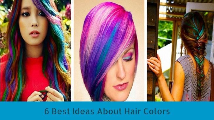 6 Best Ideas About Hair Colors
